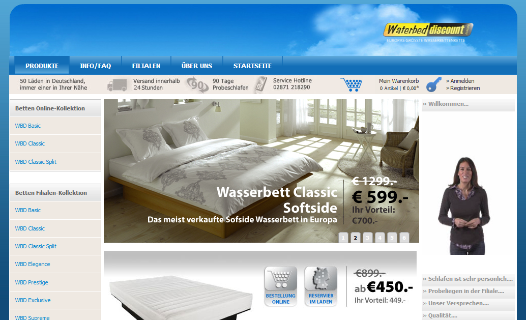 waterbed-discount