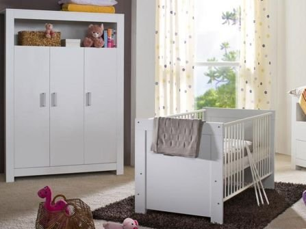 Babyzimmer-Nana-Weiss-weiss-3trg-0-0