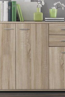 moebeldeal ikea kommode kullen nachttisch mit drei schubladen farbe birkenfurnier. Black Bedroom Furniture Sets. Home Design Ideas