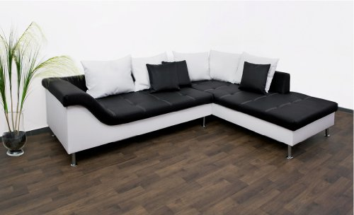 moebeldeal loungesofa delta. Black Bedroom Furniture Sets. Home Design Ideas