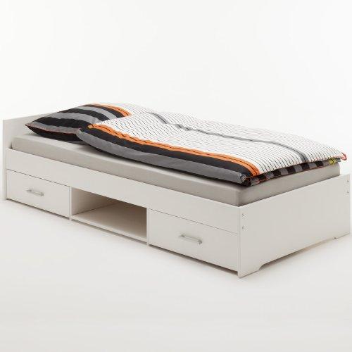moebeldeal einzelbett kai funktionsbett kinderbett. Black Bedroom Furniture Sets. Home Design Ideas