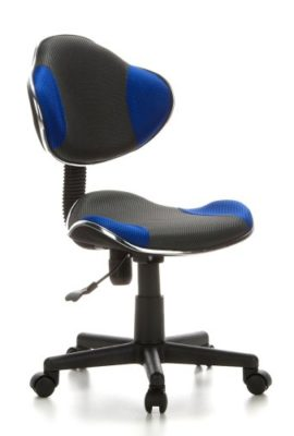 HJH-OFFICE-633000-Kinder-Brostuhl-Drehstuhl-Kiddy-GTI-2-grau-blau-0