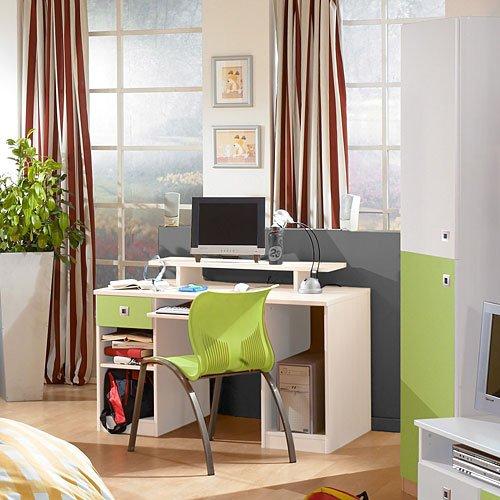 moebeldeal jugendzimmer in wei apfel. Black Bedroom Furniture Sets. Home Design Ideas