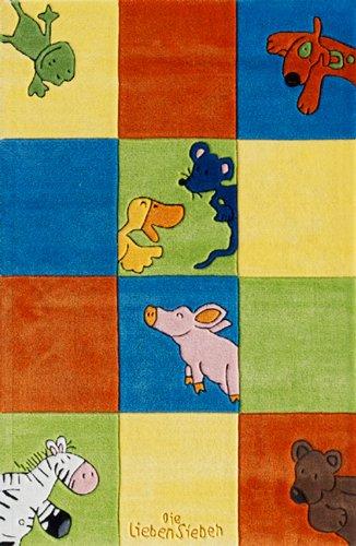 Kinder-Teppich-Die-Lieben-Sieben-bunt-Die-Lieben-Sieben-Teppich-0-0