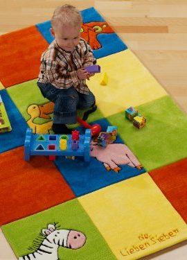 Kinderteppich die lieben sieben  moebeldeal | Produktkategorien | Teppiche