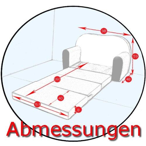 Kindersofa-Ausklappbar-Schlafsofa-Couch-Sofa-Minicouch-3-in-1-Baby-Set--Kindersessel-und-Sitzkissen--Matratze-Z16-0-0