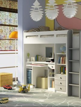 tolle bett schrank kombination ideen das beste. Black Bedroom Furniture Sets. Home Design Ideas