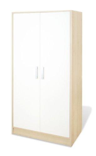 moebeldeal pinolino 140095 kleiderschrank florian. Black Bedroom Furniture Sets. Home Design Ideas