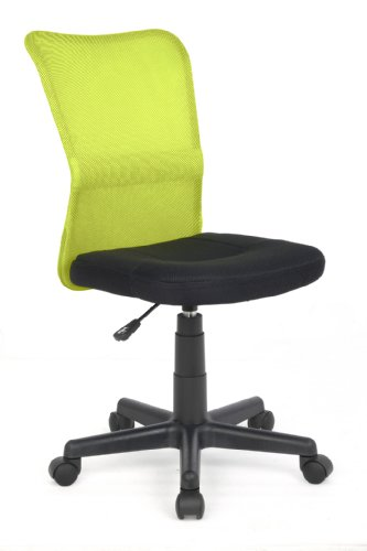 moebeldeal sixbros b rostuhl drehstuhl schreibtischstuhl gr n schwarz h 298f 1328. Black Bedroom Furniture Sets. Home Design Ideas