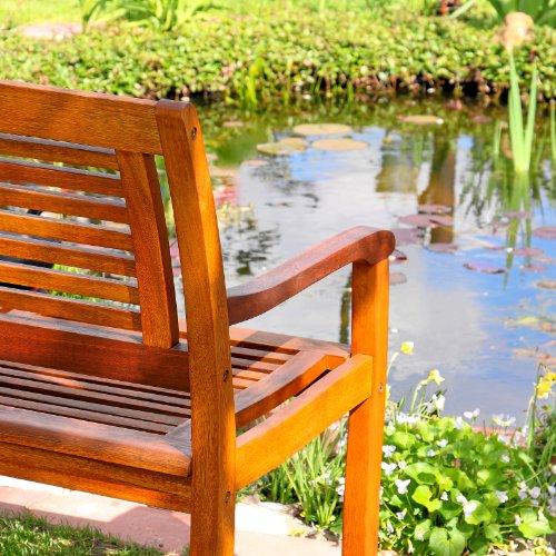Ultranatura-Gartenbank-2-Sitzer-Canberra-Serie-Edles-Hochwertiges-Eukalyptusholz-FSC-zertifiziert-118-cm-x-62-cm-x-14-cm-0-3