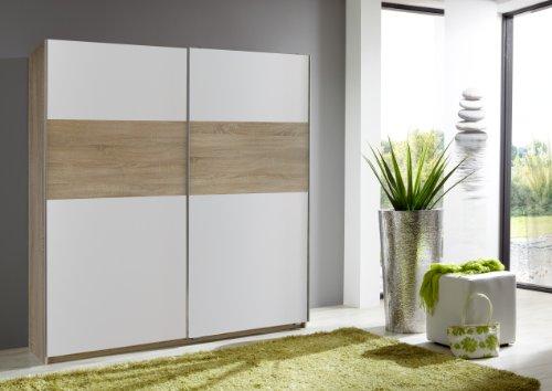 moebeldeal wimex 058771 schwebet renschrank arena 200 x. Black Bedroom Furniture Sets. Home Design Ideas