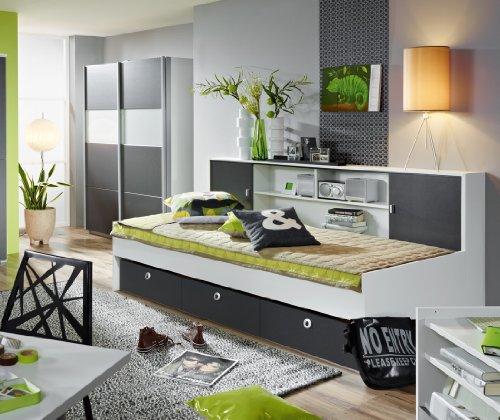 moebeldeal rauch jugendzimmer chica 3 teilig. Black Bedroom Furniture Sets. Home Design Ideas