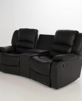 AC-Design-Furniture-H000013197-Kinosofa-Sidse-mit-Relax-funktion-circa-217-x-106-x-102-cm-Leder-schwarz-0-0