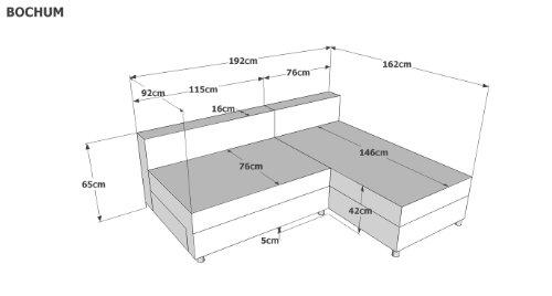 B-famous-Polsterecke-Bochum-Pur-Schenkelma-195-x-160-cm-Mikrofaser-anthrazit-0-1