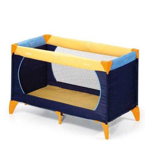 Hauck-604038-Reisebett-Dreamn-Play-60x120-cm-yellowbluenavy-0