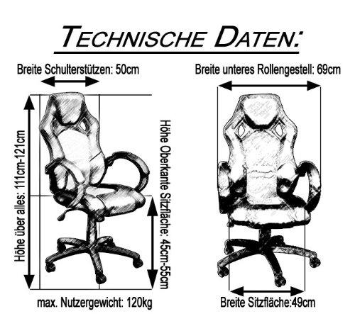 Premium-Sportsitz-Chefsessel-Brostuhl-Racer-schwarz-59801-0-4