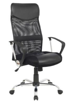 SixBros-Design-Chefsessel-Brostuhl-Schreibtischstuhl-Drehstuhl-Schwarz-139PM1319-0