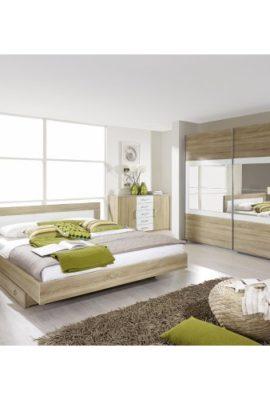 rauch-Schlafzimmer-Set-Venlo-5tlg-Eiche-Sonoma-Nb-Abs-wei-BHT-CA27121062CM-0