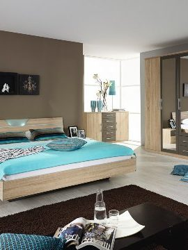 moebeldeal schlafzimmer set venlo. Black Bedroom Furniture Sets. Home Design Ideas