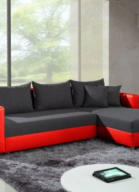 Elegantes-Ecksofa-mit-Bettfunktion-Bettkasten-Sofa-Couch-Ledersofa-UNSCHLAGBAR-gnstig-rotBronco-15-0