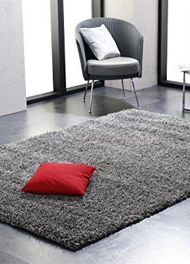 FLAIR-SHAGGY-Hochflor-Langflor-Teppich-in-grau-Gre-160x230-cm-0