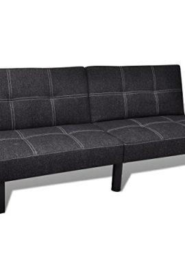 Sofabett-Sofa-Bett-Couch-Schlaffsofa-Bettsofa-Schlafcouch-Bettcouth-schwarz-0