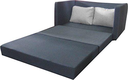 VCM-900057-2-er-Couch-Engol-Sofa-mit-Schlaffunktion-schwarz-0-0