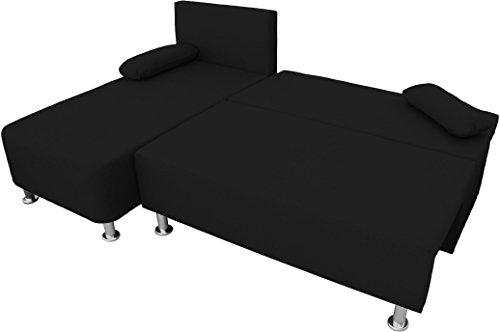 moebeldeal ecksofa mit schlaffunktion. Black Bedroom Furniture Sets. Home Design Ideas