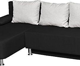 VCM-900063-Ecksofa-Magota-Couch-mit-Schlaffunktion-schwarz-0