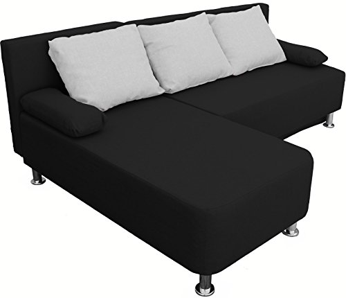 moebeldeal ecksofa mit schlaffunktion. Black Bedroom Furniture Sets. Home Design Ideas
