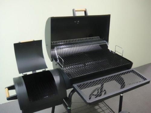 32kg-PROFI-XXL-Smoker-BBQ-GRILLWAGEN-Holzkohle-Grill-Grillkamin-ca-15-mm-Stahl-PROFI-QUALITT-OGA032-0-0