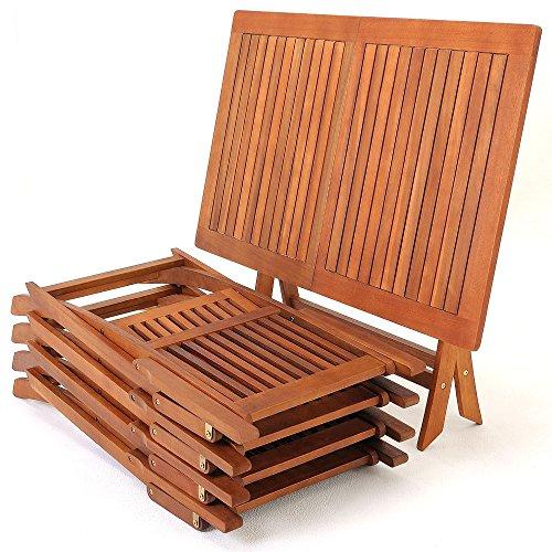 5-tlg-Sitzgarnitur-Sydney-Akazienholz-Sitzgruppe-Essgruppe-Gartengarnitur-Gartenmbel-0-2