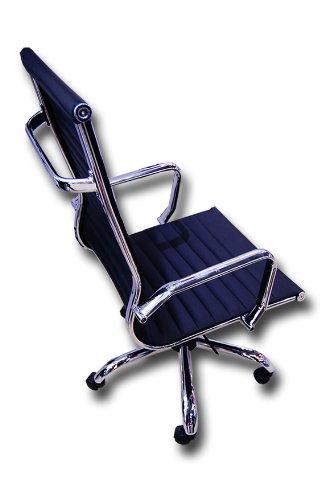 Brostuhl-Schreibtischstuhl-Drehstuhl-Chefsessel-schwarz-Echtleder-Alpha-Elegance-0-0