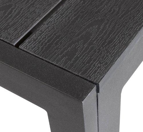 Gartentisch-Esstisch-Kchentisch-mit-Polywood-Non-Wood-Tischplatte-150x90cm-Aluminium-Schwarz-Gartenmbel-Terrassenmbel-0-0