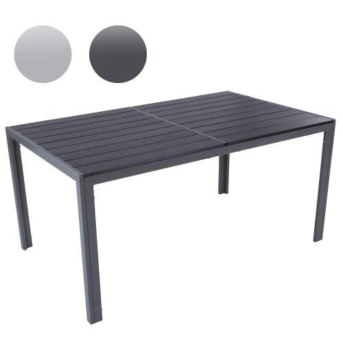 Gartenmobel Tisch Grob : Gartentischfrbiszu6PersonenAluTischWitterungsundUVbestndig