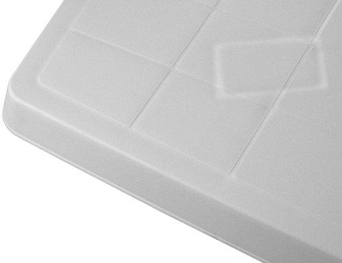 Robuster-Gartentisch-138x88cm-rechteckige-Tischplatte-Beistelltisch-Campingtisch-Balkontisch-Terrassentisch-Kunststofftisch-Gartenmbel-Balkonmbel-Campingmbel-Terrassenmbel-Kunststoff-0-0