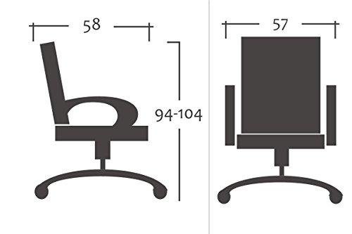 moebeldeal chefsessel b rostuhl. Black Bedroom Furniture Sets. Home Design Ideas