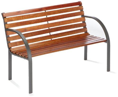 Stahl-Holz-Bank-Menorca-2-er-122-cm-anthrazit-Brema-053-0