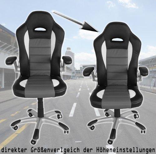 Terena-Premium-Sportsitz-Chefsessel-Brostuhl-Racer-schwarzgrauweiss-38802-0-3