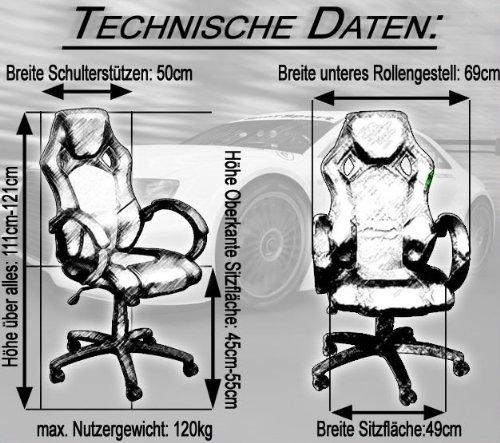Terena-Premium-Sportsitz-Chefsessel-Brostuhl-Racer-schwarzgrn-59811-0-3