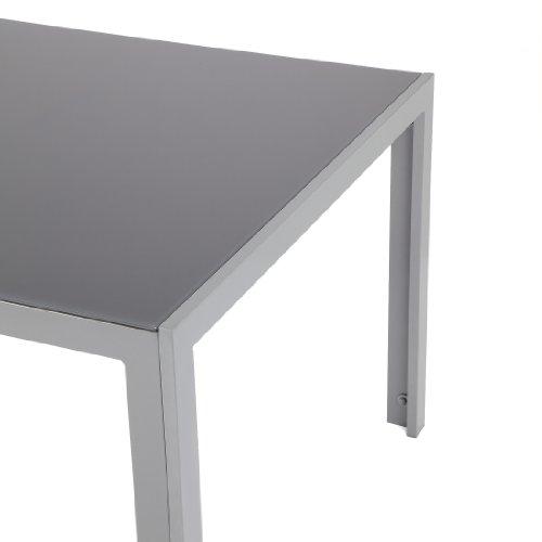 Ultranatura-Aluminium-Glastisch-Korfu-Serie-150-x-96-x-73-cm-0-1