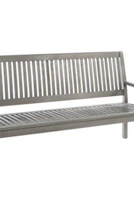 Ultranatura-Gartenbank-3-Sitzer-Canberra-Serie-Edles-Hochwertiges-Eukalyptusholz-FSC-zertifiziert-152-cm-x-66-cm-x-86-cm-grau-0