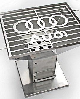 Zubehr-AUDI-Grill-Holzkohlegrill-Edelstahl-0