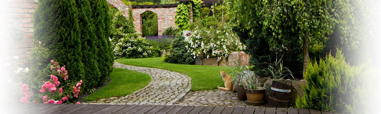 Alles für ihren Garten!