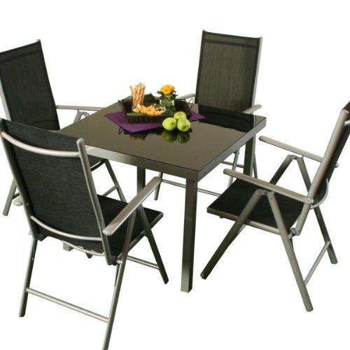 moebeldeal gartengarnitur 8 teilig. Black Bedroom Furniture Sets. Home Design Ideas