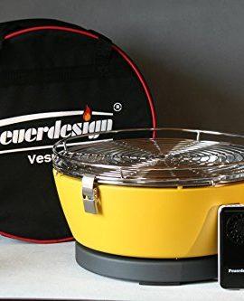 Feuerdesign-VESUVIO-Hllenheier-Tischgrill-Picknickgrill-Bootsgrill-mit-Akku-Lfter-Farbe-GELB-0