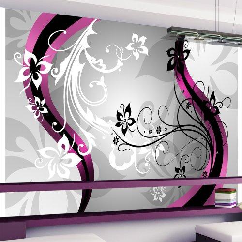 Vlies-Fototapete-350x245-cm-Top-Tapete-Wandbilder-XXL-Wandbild-Bild-Fototapeten-Tapeten-Wandtapete-Wanddeko-Wand-Blumen-10110906-10-0