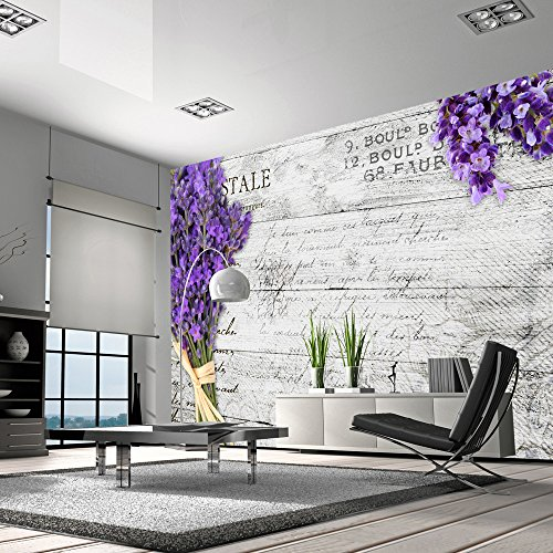 moebeldeal vlies fototapete blumen. Black Bedroom Furniture Sets. Home Design Ideas