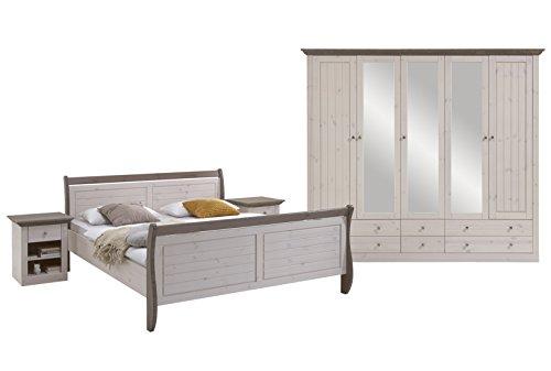 moebeldeal schlafzimmer monaco. Black Bedroom Furniture Sets. Home Design Ideas