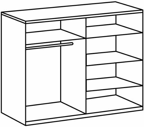 Wimex-727129-Schlafzimmer-Set-bestehend-aus-Bett-160-x-200-cm-Nachtschrankpaar-je-zwei-Schubksten-und-Kleiderschrank-4-trig-225-x-210-x-58-cm-0-0